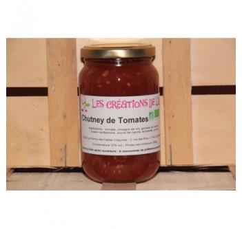 Chutney de tomate Bio